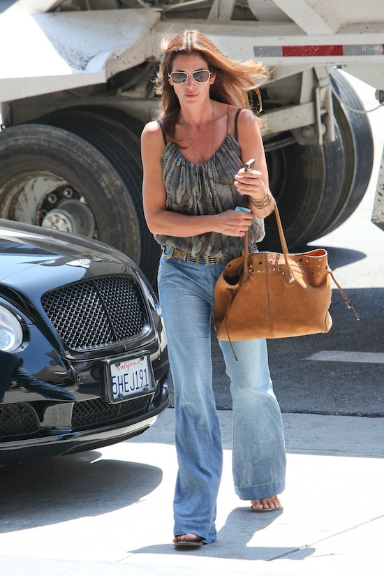 cindy crawford outfit